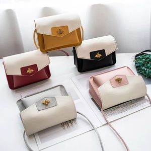 Soft vegan leather Crossbody Messanger bag